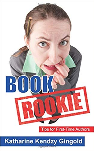 Book Rookie - Tips for First-Time Authors